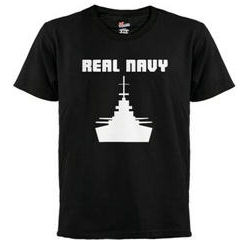 Real Navy T
