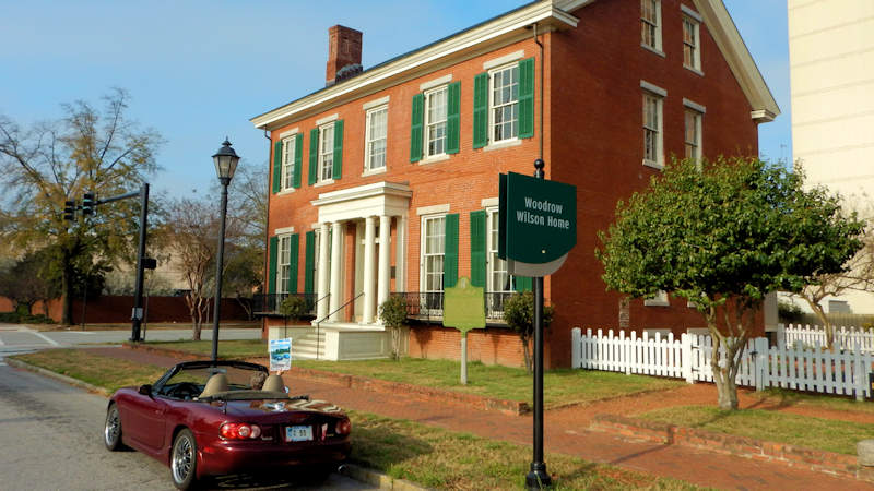 Destination - Presidential Landmark