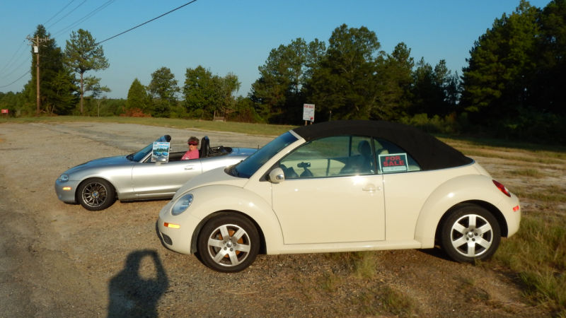 Cool Vehicles - VW New Beetle Convertible
