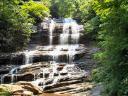 Pearson's Falls, Saluda, NC
