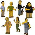 Simpsonized LOST