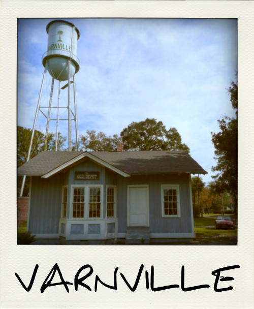 Old Varnville Depot