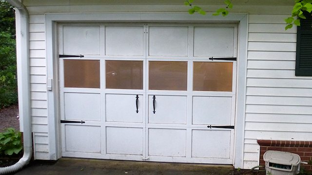 Garage Door Remodel