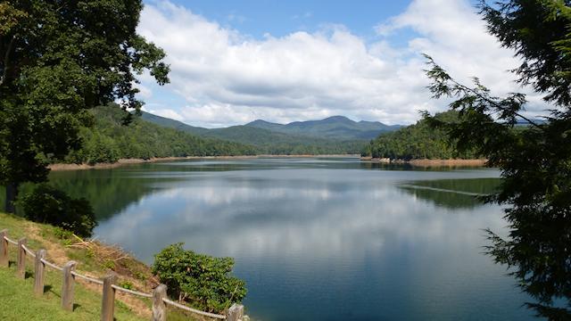 Hiwassee Reservoir