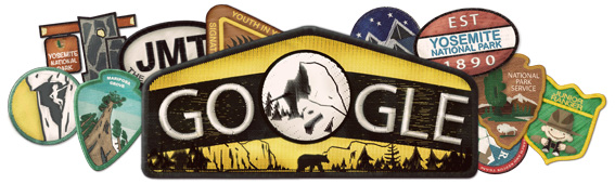 123rd-anniversary-of-yosemite-national-park-Google Doodle