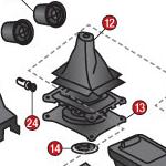 Shifter Boot Parts