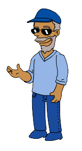 Simpsonized Brian