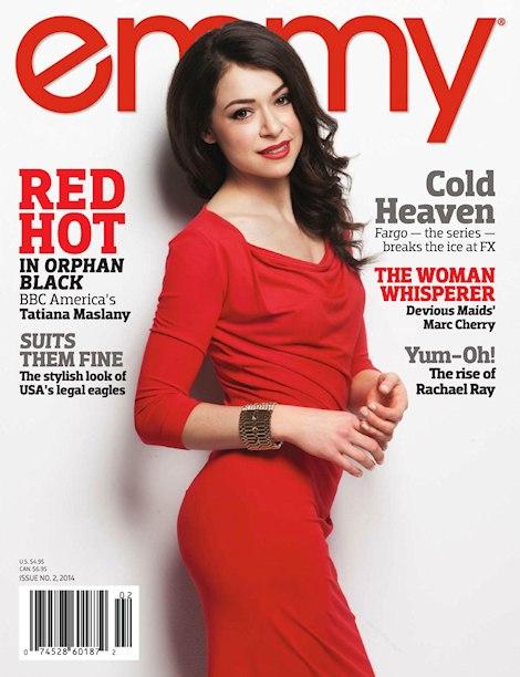 Emmy Magazine Cover
