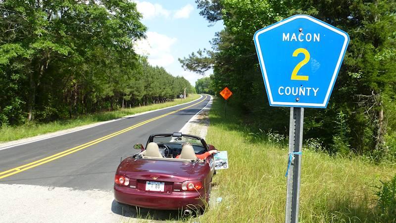 County - Macon