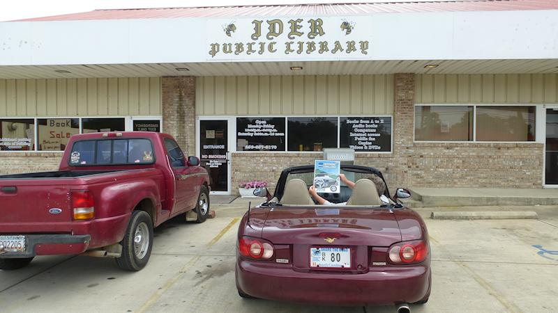Ider Public Library