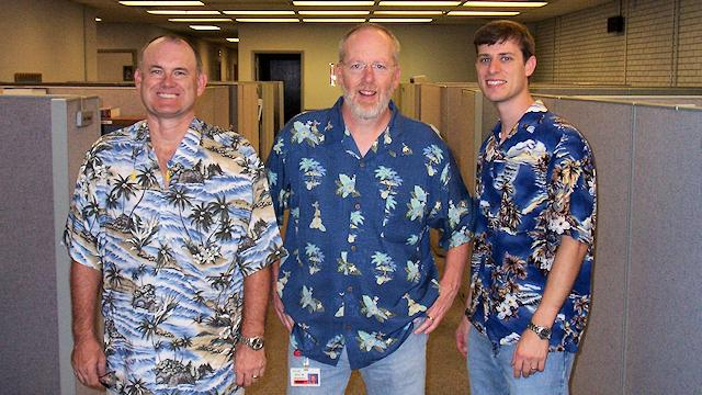 Hawiian Shirt Friday