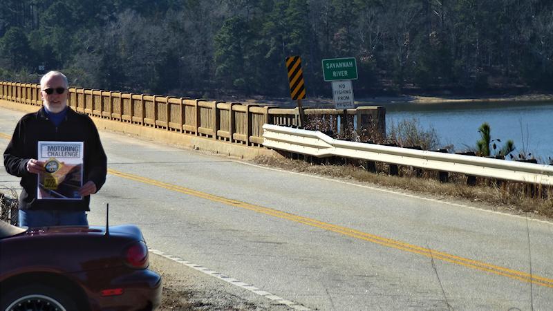 Lakes & Rivers - Savannah River