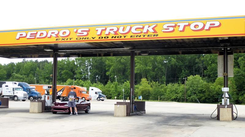 Pedro's Truck Stop