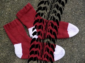 Run Over Socks