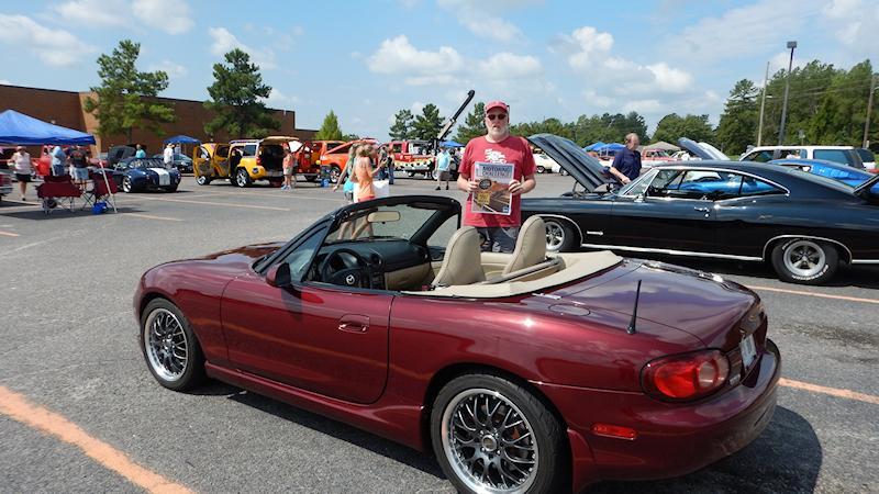 Car Show - Mustangs, Music & More