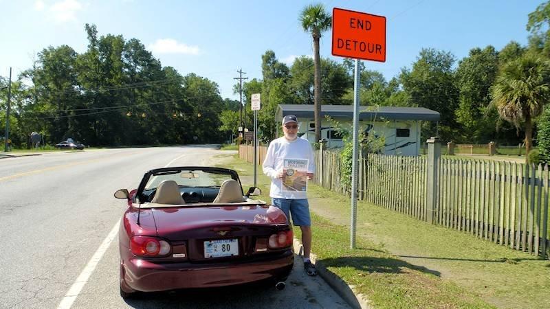 Destination - End of Detour