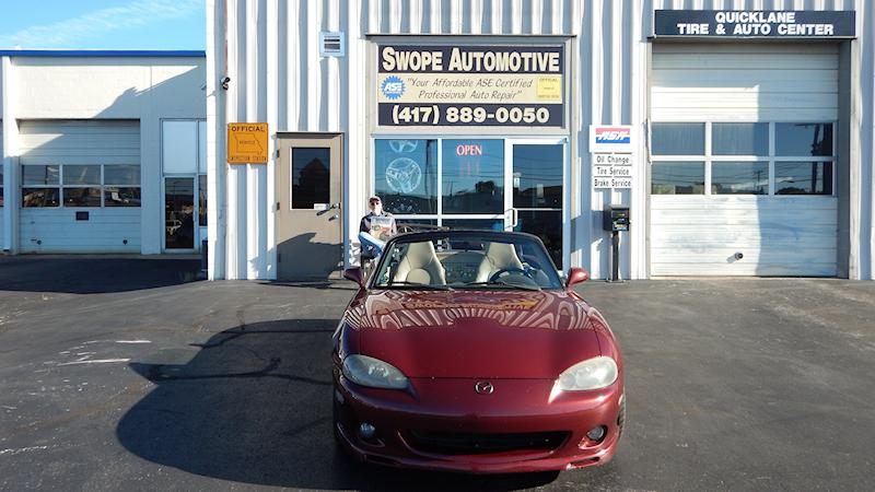 Moss Motors Distributors - Swope Automotive, Springfield, MO