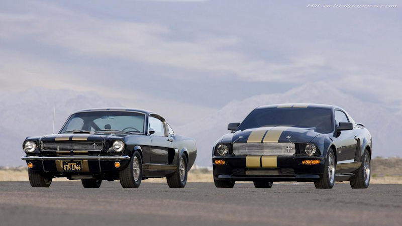1968-2007 Ford Mustang