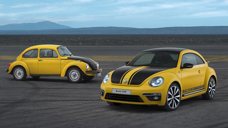 1974-2014 VW Beetle