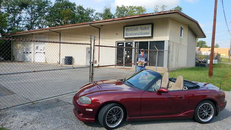 2015 moss motoring challenge life of brian for Roanoke motors used cars