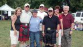 Scottish Games Group Photo