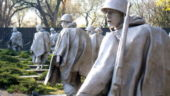 Korean War Memorial I