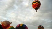 Deutsch Heißluftballon?