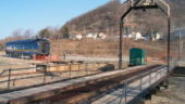 Port Jervis Roundhouse