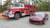 Destination - Fire Truck