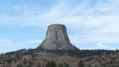 Devils Tower Clear