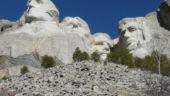 Mt Rushmore Up