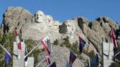 Mt Rushmore Flags