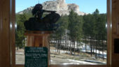 Crazy Horse Small Model