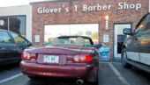 Destination - Barber Shop with Pole