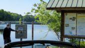 Replaced Lakes & Rivers - Lake George Warren