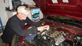 Sneak Peek 2a - Valve Train Issues