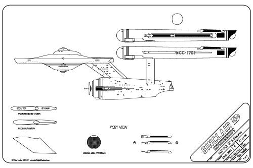 Enterprise blueprints life of brian uss enterprise ncc 1701 malvernweather Gallery