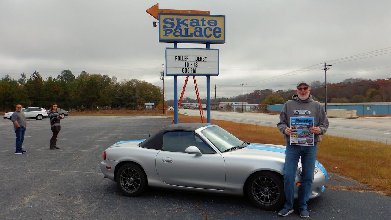 2018 Moss Motoring Challenge – Life of Brian